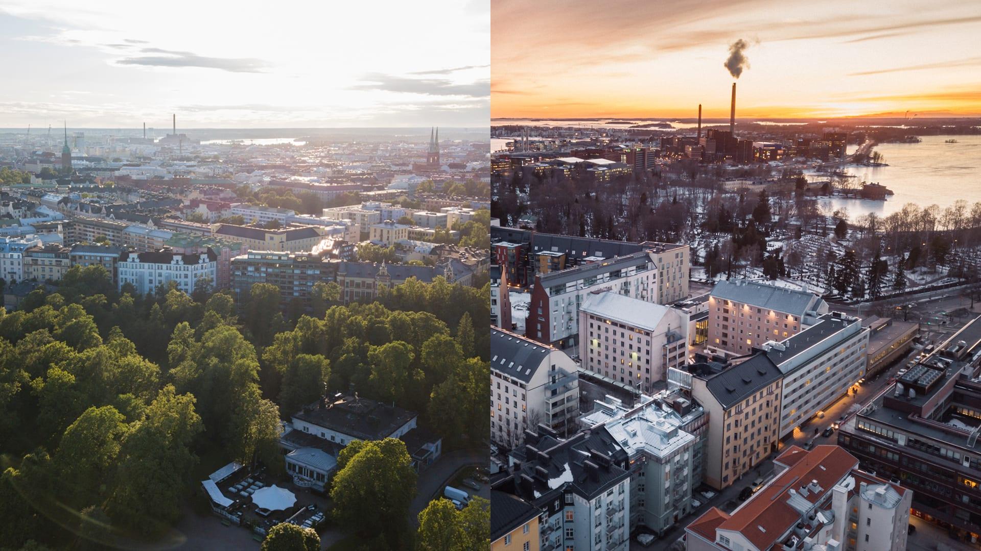 Both Helsinki